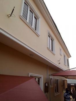Standard 4 Bedroom Duplex, River Valley Estate, Ojodu, Lagos, Semi-detached Duplex for Rent