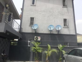 a Room in a Standard Flat with Ac and The Parlour Is Free Shared Kitch, United Estate, Sangotedo, Ajah, Lagos, Self Contained (single Rooms) for Rent