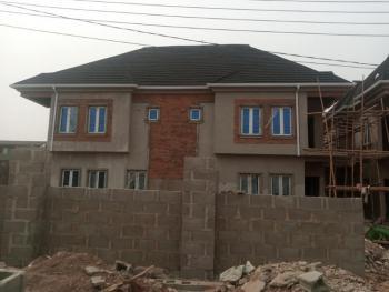Brand New 4 Bedroom Semi-detached House with Bq, River Valley Estate, Ojodu Berger, Ojodu, Lagos, Semi-detached Duplex for Sale