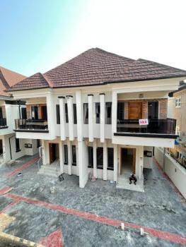 Luxury 4 Bedroom Semi-detached Duplex in Lekki, By Lekki Express, Chevron, Lekki, Lagos, Semi-detached Duplex for Sale