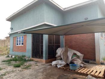 Luxury 4 Bedroom Bungalow in a Good Neighborhood, 4, Kajola Estate, Aba Odo, New Oyo Expressway, Near Deeper Life Camp, Moniya, Akinyele, Oyo, Detached Bungalow for Sale