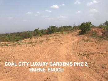C of O Land, Coal City Luxury Gardens Phase 2, Nkubor Village, Emene, Enugu, Enugu, Residential Land for Sale