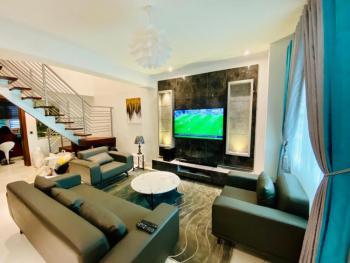 Spontaneous 2 Bedrooms Maisonette with an Array of Unique Features, Richmond Gate Estate, Off Nike Art Gallery Road, Ikate Elegushi, Lekki, Lagos, Flat Short Let