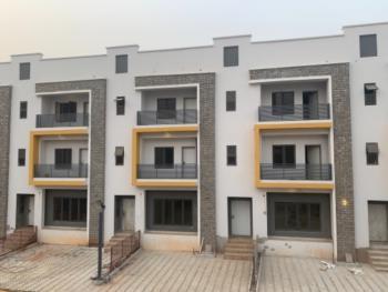 4 Bedrooms Terraced Duplex with Bq., Wuye, Abuja, Terraced Duplex for Sale