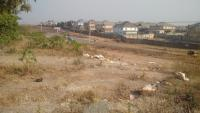 Fenced 1250sqm C Of O Commercial Plot Along Lokogoma Rd, Lokogoma District, Abuja, Commercial Land for Sale