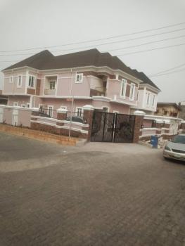 5 Bedroom Fully Detached Duplex with a Room Bq, Ojodu, Close to Berger, Ojodu, Lagos, Detached Duplex for Sale