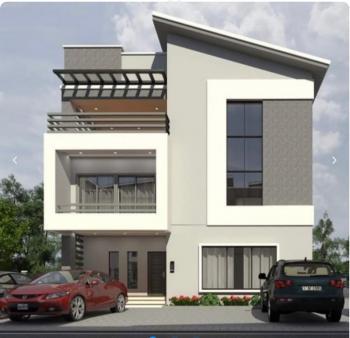 5 Bedroom Detached Duplex with Bq, Kafe District, Life Camp, Abuja, Detached Duplex for Sale