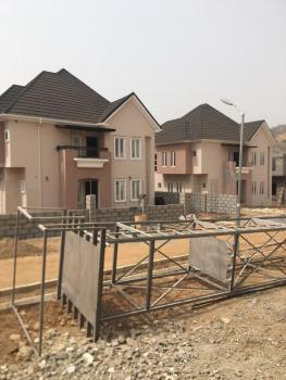 Detached 4 Bedrooms Duplex with Bq Within an Estate, Karsana Behind Papals Ground, Karsana North, Karsana, Abuja, Detached Duplex for Sale