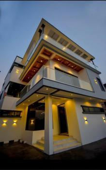 Luxury 4 Bedroom Semi Detached Duplex with Cinema and 2 Bq, Magodo Phase 2, Magodo, Lagos, Semi-detached Duplex for Sale