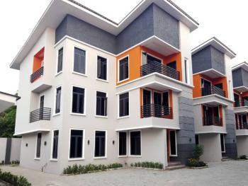 Luxury 4 Bedroom with Bq, Thomas Estate Opp Royal Gardens, Lekki Expressway, Lekki, Lagos, Semi-detached Duplex for Sale