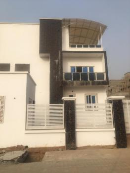 Nicely Finished 5 Bedrooms Semi Detached Duplex Within an Estate, By Brains & Hammers City Estate, Life Camp, Abuja, Semi-detached Duplex for Sale