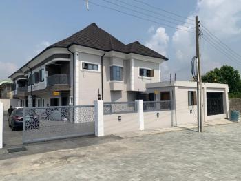 4 Bedroom Luxury Terrace, Alpha Beach Road, Lekki, Lekki, Lagos, Semi-detached Duplex for Sale