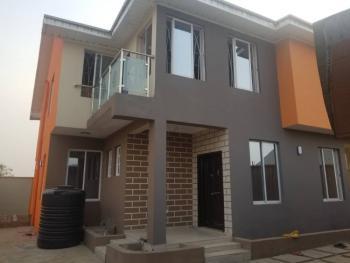 Newly Built 4 Bedroom Detached Duplex, Oluyole Extension, Elebu, Ibadan, Oyo, Detached Duplex for Sale