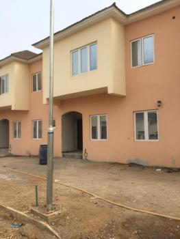 Brand New 3 Bedrooms Terraced Duplex with a Room Bq Within an Estate, Behind Papals Ground, Opposite Kubwa Federal Housing Junction, Karsana North, Karsana, Abuja, Terraced Duplex for Sale