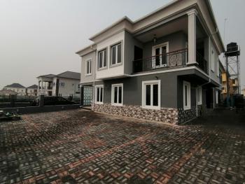 Brandnew 4 Bedroom Detached Duplex, Within an Estate Behind Shoprite, Sangotedo, Ajah, Lagos, Detached Duplex for Rent