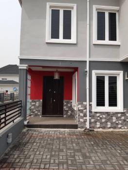 Brand Executive 4 Bedrooms Fully Detach Duplex, 27 West Garden Estate After Lbs, Ajah, Lagos, Detached Duplex for Rent