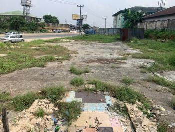a Corner-piece Parcel of Land (2 Plots), Along East-west Road, Close to Eliozu Flyover, Rukpakulusi, Port Harcourt, Rivers, Commercial Land for Sale
