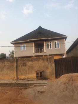 Decent 4 Flats, Ileiwe Bus Stop, Meiran, Agege, Lagos, House for Sale