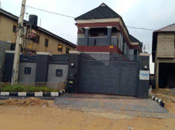 Exquisite 4 Bedroom Duplex with 3 Bedroom Flat, Oke Ira, Ogba, Ikeja, Lagos, Detached Duplex for Sale