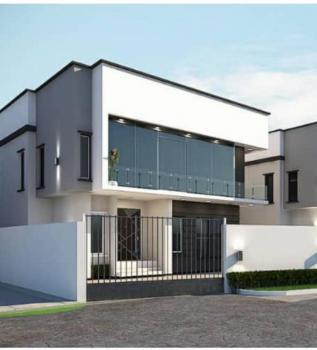 5 Bedroom Detached Duplex, Kareem Eletu, Osapa, Lekki, Lagos, Detached Duplex for Sale