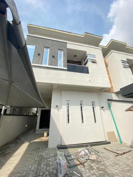 Stunning 4 Bedroom Semi Detached Duplex with Boys Quarters, Ologolo, Lekki, Lekki, Lagos, Semi-detached Duplex for Sale