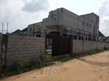 Well Located and Durably Built 6 Bedroom Detached Duplex., New Road Off Adageorge, Port Harcourt, Rivers, Detached Duplex for Sale