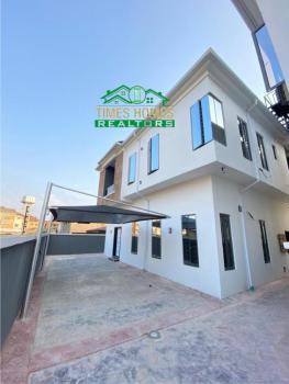 Newly Built 5 Bedroom Fully Detached Duplex with Boys Quarters, Orchid Road, Lekki, Lekki, Lagos, Detached Duplex for Sale