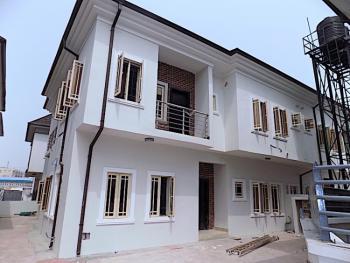 New House Large Compound Clean 4 Bedroom Semi Detached +bq, Ologolo Lekki, Jakande, Lekki, Lagos, Semi-detached Duplex for Sale