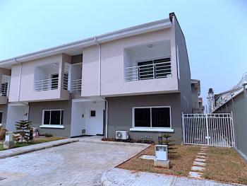 New House Clean 4 Bedroom Terraced Duplex with Bq + 24hrs Power, 3rd Roundabout, Lekki Phase 1, Lekki, Lagos, Terraced Duplex for Rent