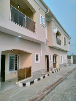 Brand New Luxury 3 Bedroom Flat, 27 Crest Peace Garden Estate After Lbs, Ajah, Lagos, Flat for Rent