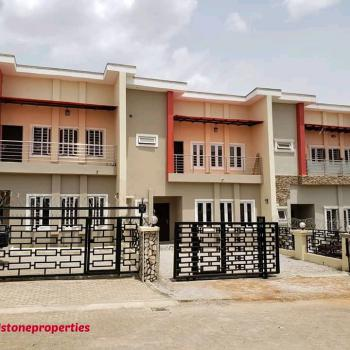 4 Bedrooms Terraced Duplex, Airport Road, Lugbe District, Abuja, House for Sale