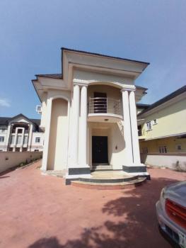 4 Bedroom Fully Detached Duplex with Bq (furnished, Chevron Drive, Osapa, Lekki, Lagos, Detached Duplex for Rent
