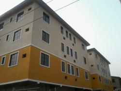 A  Lovely Newly Built Spacious 3 Bedroom Ensuite Flat, Ebute Metta East, Yaba, Lagos, 3 bedroom, 4 toilets, 4 baths Flat / Apartment for Sale