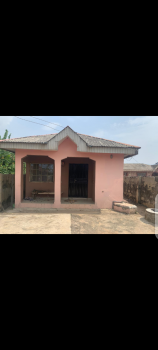 Two Bedroom and Two Units of Room and Parlor Self Contained Apartment, Offin Road.., Igbogbo, Ikorodu, Lagos, Detached Bungalow for Sale