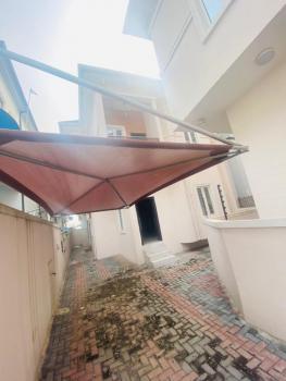 4 Bedroom Semi Detached with a Room Bq and a Long Driveway, Chevron Alternative, Lekki, Lagos, Semi-detached Duplex for Rent