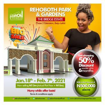 Estate Land, Few Minutes From Lekki Free Trade Zone, Ibeju Lekki, Lagos, Mixed-use Land for Sale