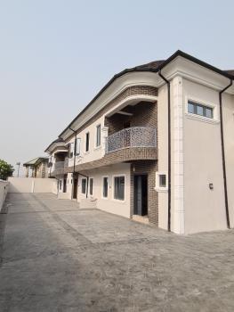 Fantastic 4 Bedrooms Terraced Duplex in a Good Location, Alpha Beach Road, Lekki, Lagos, Terraced Duplex for Sale