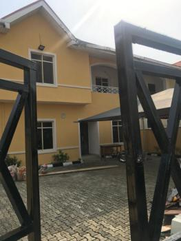 4 Bedroom Duplex with Detached 5 Room Bq, Crown Estate, Sangotedo, Ajah, Lagos, Detached Duplex for Rent