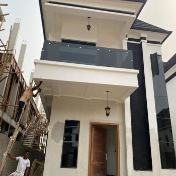 Luxury 5 Bedroom with Bq, Chevron Drive, Lekki Phase 1, Lekki, Lagos, Detached Duplex for Sale