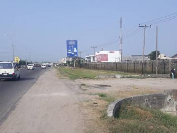 a Very Lucrative & Highly Commercially Viable Land, By Zenith Bank, Hakeem Dickson, Lekki Expressway, Lekki, Lagos, Filling Station for Sale