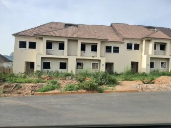 3 Bedroom Terraced Duplex with Bq, Naf Valley Estate, Asokoro District, Abuja, Terraced Duplex for Sale