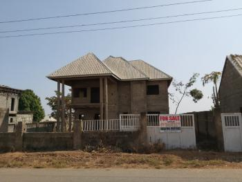 Uncompleted 4 Bedroom Detached Duplex with Excellent Features, Kurudu, Abuja, Detached Duplex for Sale