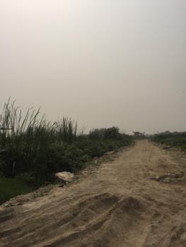 Land Measuring 4000sqm Approved for Filling Station Facing Express, Abijo, Lekki, Lagos, Commercial Land for Sale
