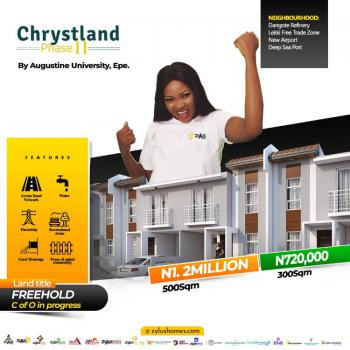 Cheap Land with C of O, Chrystland Estate, Epe, Lagos, Mixed-use Land for Sale