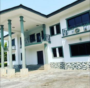 Luxury 5 Bedrooms Detached Duplex with 2 Sitting Room, Asokoro District, Abuja, Detached Duplex for Sale