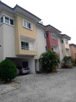 Magnificent 4 Bedroom Terrace Duplex, Ikota, Lekki Phase 2, Lekki, Lagos, Terraced Duplex for Rent