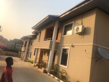3 Bedroom Terrace Duplex in a Serene and Secured Environment, 64 Crescent 6th Avenue, Gwarinpa, Abuja, Terraced Duplex for Rent