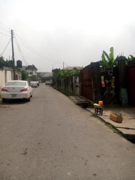 Almost 2 Plots with Cofo in a Gated Neighborhood Off Mercy Land, Mercy Land Off Rumuigbo, Rumuigbo, Port Harcourt, Rivers, Detached Bungalow for Sale