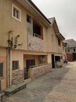 Beautiful Mini Flat Upstairs Very Close to The Road, Crown in Estate, Badore, Ajah, Lagos, Mini Flat for Rent