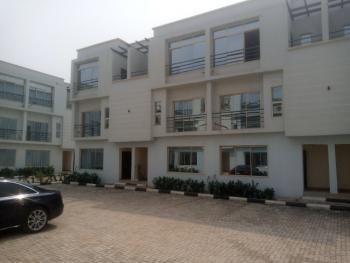 Serviced & Spacious 3 Bedrooms Terraced Duplex, Off Oduduwa Way, Ikeja Gra, Ikeja, Lagos, Terraced Duplex for Sale